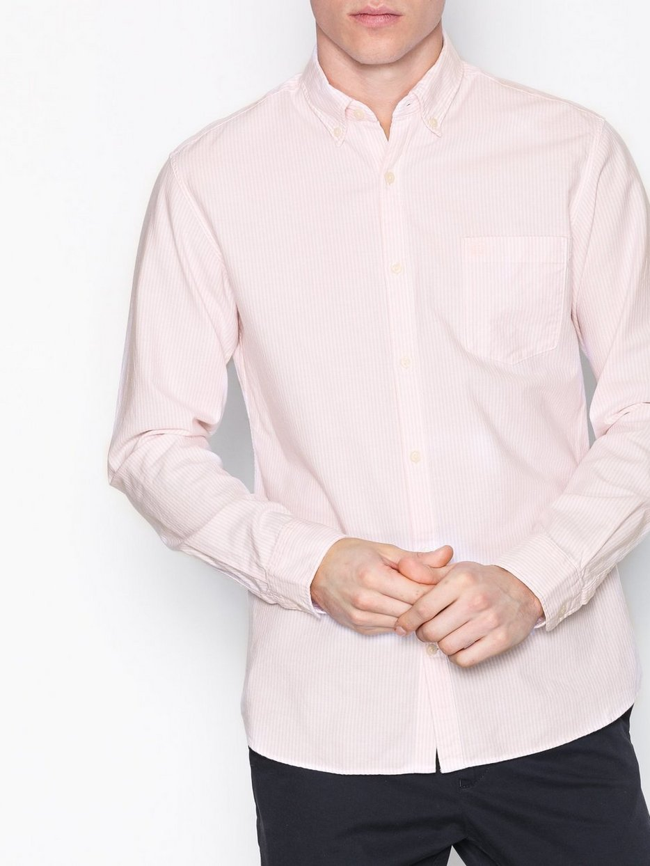 SLHREGCOLLECT SHIRT LS W