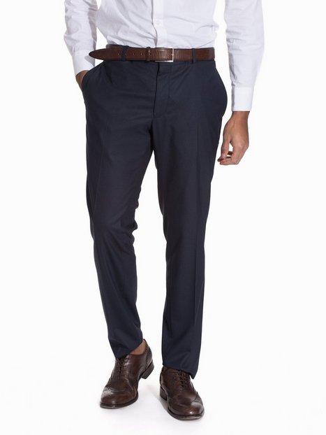 Premium by Jack Jones jjprROY Trouser KIV01 Noos Bukser Marine mand køb billigt