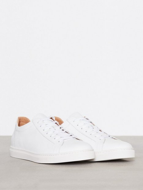Selected Homme Slhdavid Sneaker W Noos Sneakers Hvid - herre