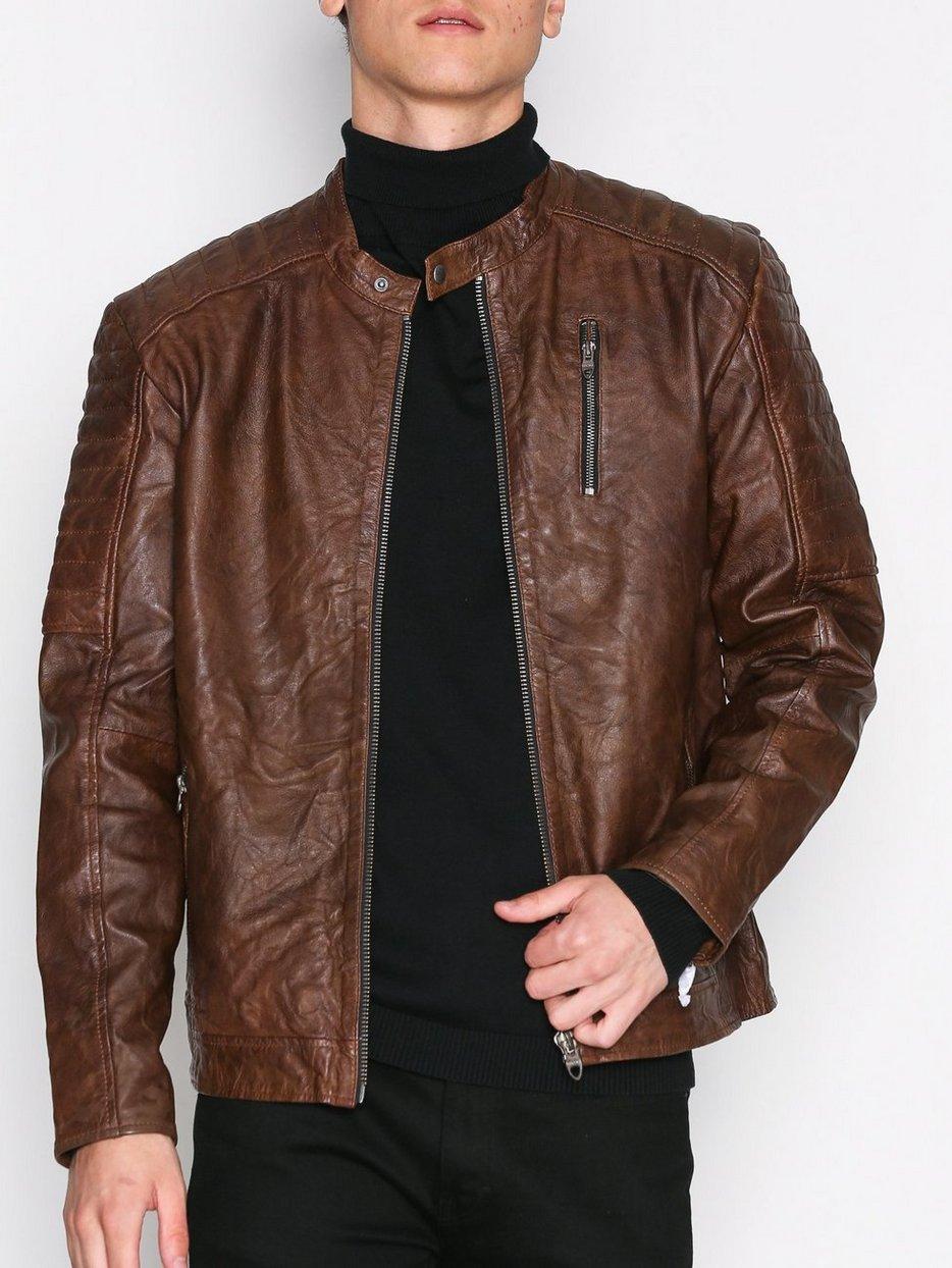 Mens leather jackets melbourne