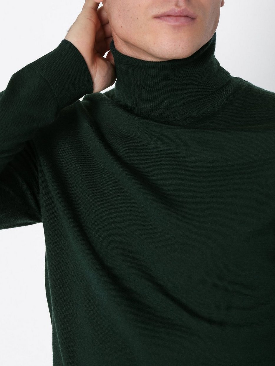 JPRMARK MERINO KNIT ROLL NECK