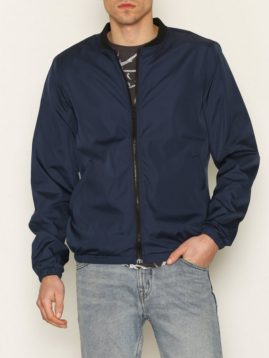 Onsnorm Bomber - Only & Sons - Dark Blue - Jackets - Clothing ...