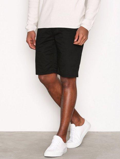 Only Sons onsHOLM Shorts Black 6026 Pk Shorts Sort mand køb billigt