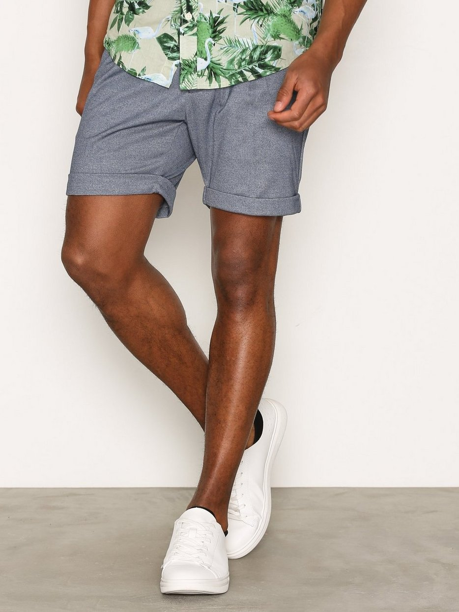 Shdlucio Blue Tpd St Shorts - Selected Homme - Light Blue - Shorts ...