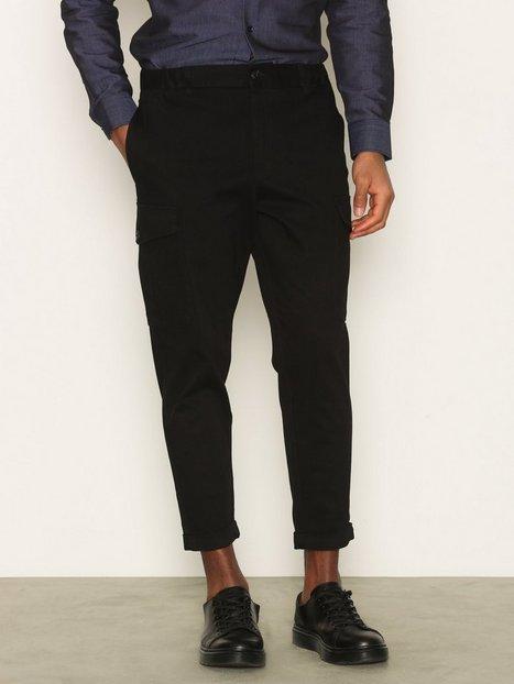 Selected Homme Shxreed Anti Pants Bukser Sort mand køb billigt