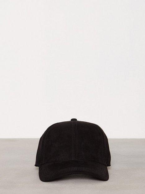 Premium by Jack Jones Jprsuede Baseball Cap Kasketter Black - herre