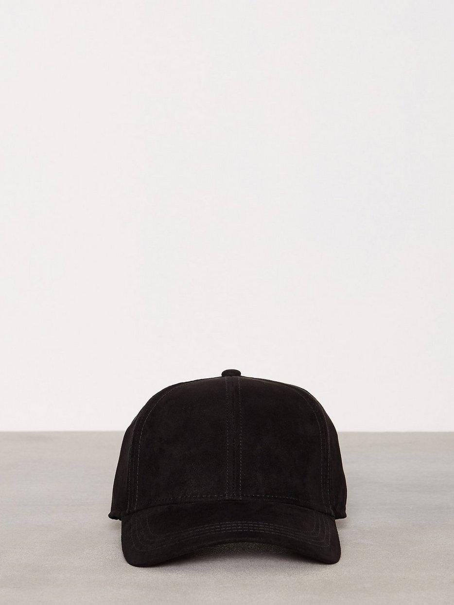 68aecff2e6b63 Jprsuede Baseball Cap - Premium By Jack & Jones - Black - Caps ...