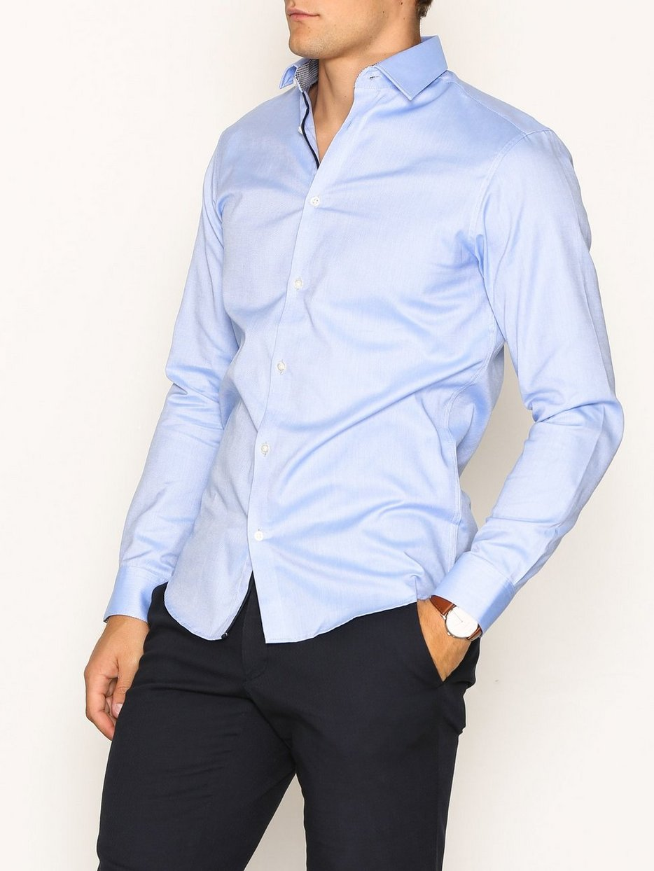 Baby Blue Shirts For Men