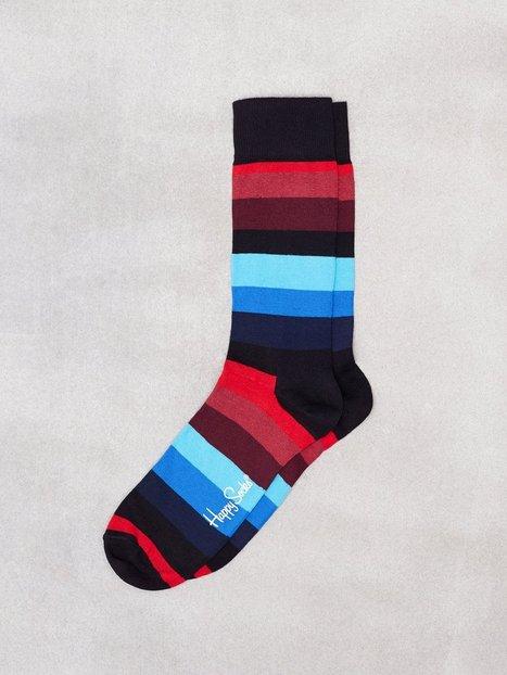 Happy Socks Stripe Sock Strømper Stribet - herre