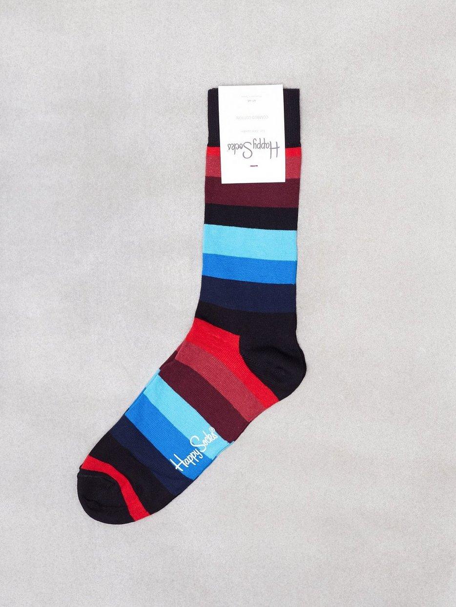 Stripe Sock