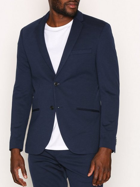 Premium by Jack Jones Jprsteven Blazer Noos Blazere jakkesæt Mørkeblå mand køb