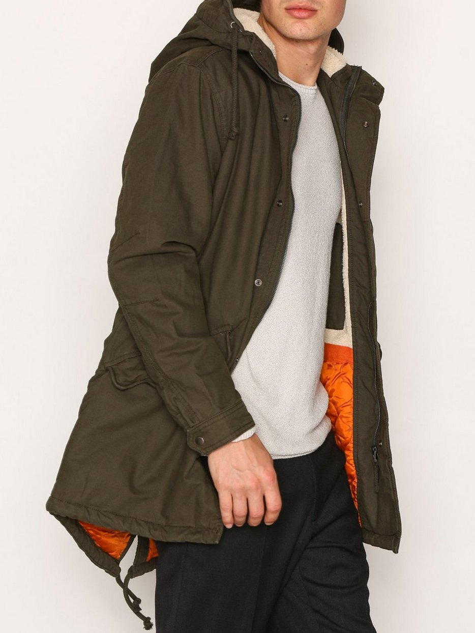 Jack jones jorbento parka