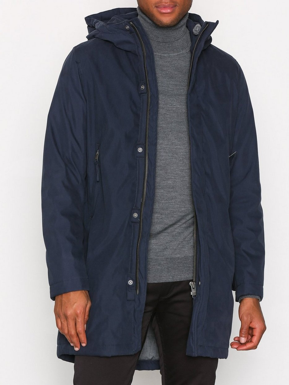 Shhjason Jacket - Selected Homme - Dark Blue - Jackets - Clothing ...