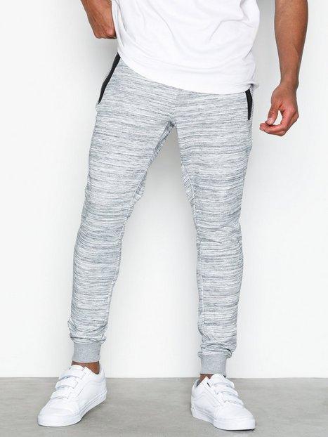 Only Sons onsRNEW Vinn Sweatpants Bukser Light Grey mand køb billigt