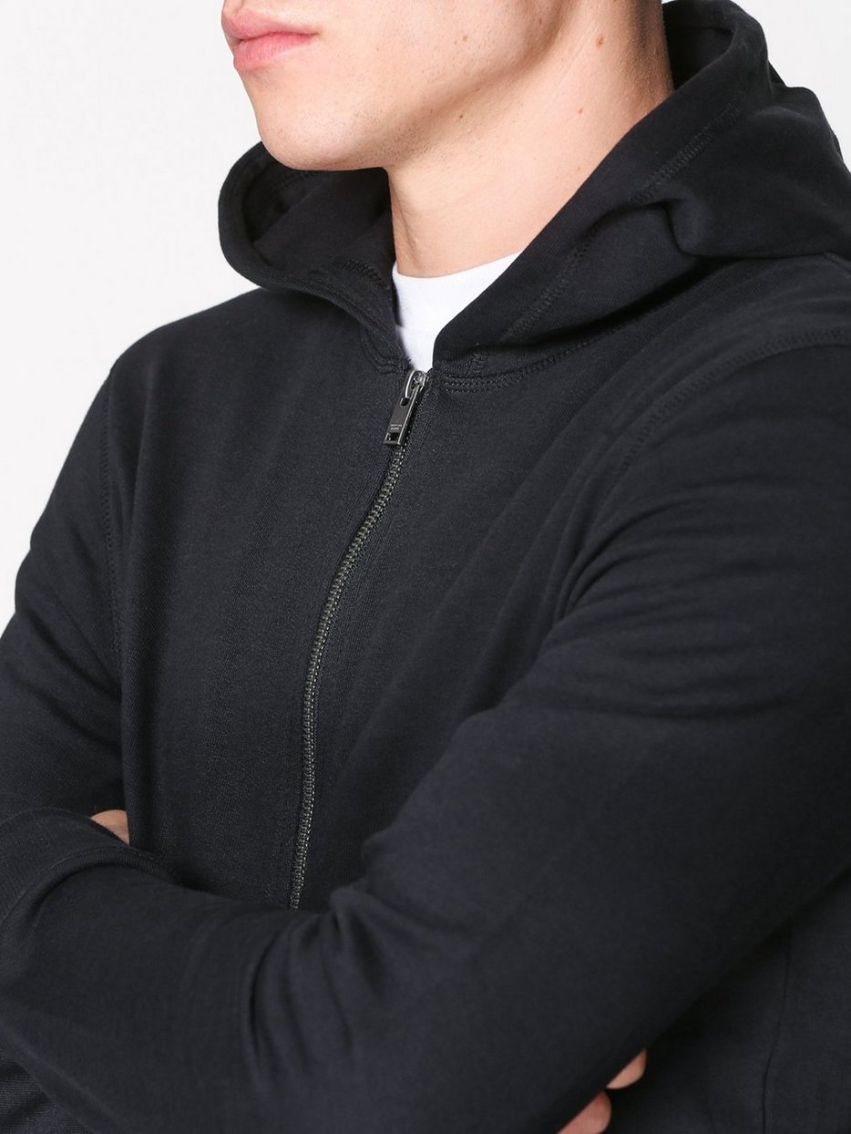 SLHSIMON ZIP HOOD SWEAT W NOOS