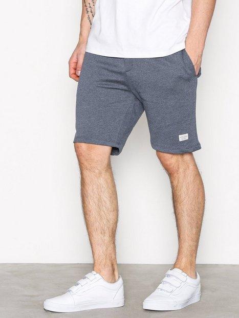 Jack Jones Jorhouston Sweat Shorts Noos Shorts Blå - herre