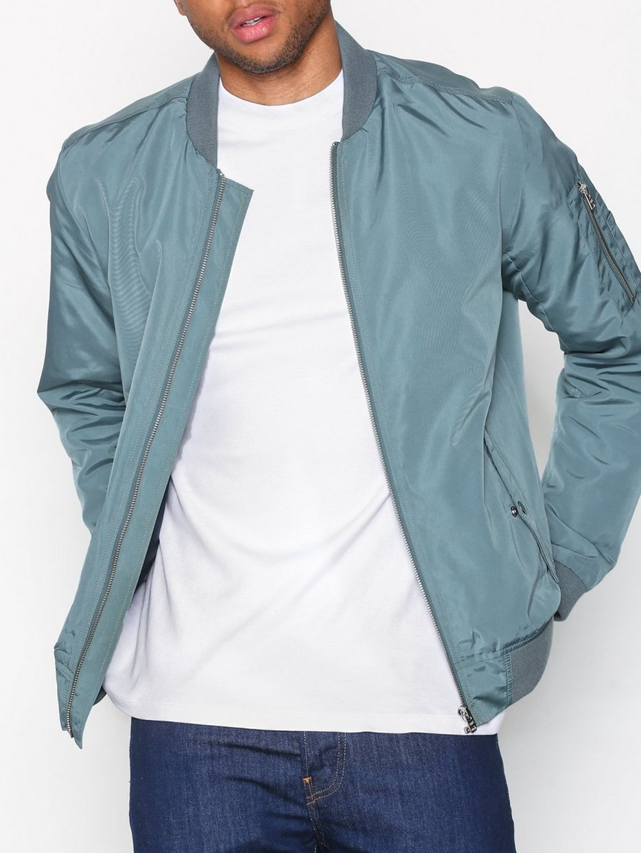 JCOGRAND BOMBER  JACKET - CAMP