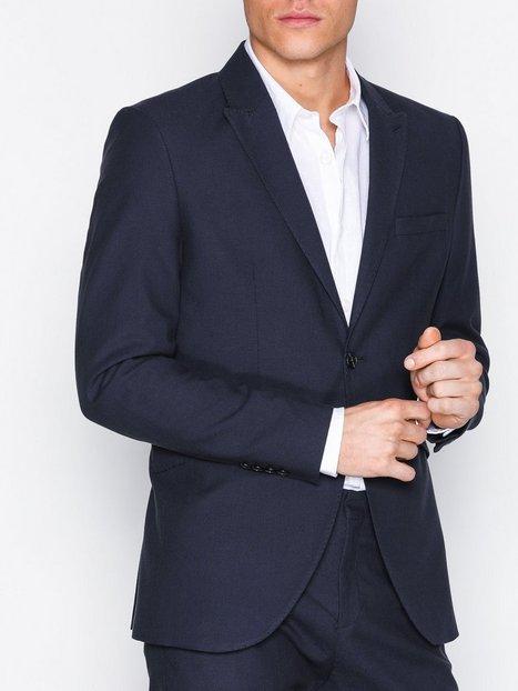 Selected Homme Shdone Peak Marco Navy Blazer Blazere jakkesæt Mørkeblå - herre