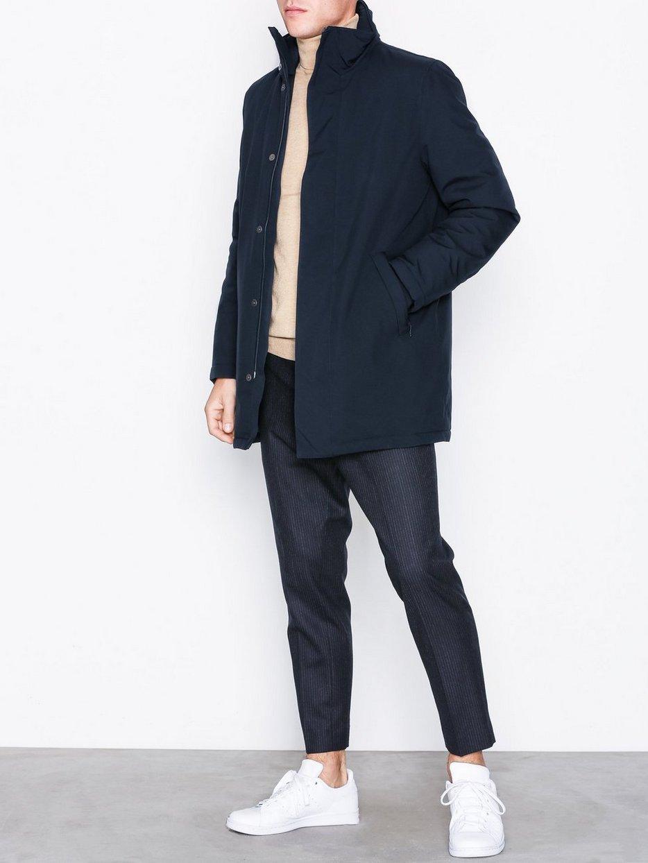 Softshell long jacket