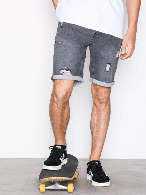 Only Sons onsBULL Shorts Pk 9868 Noos Shorts Grå mand køb billigt