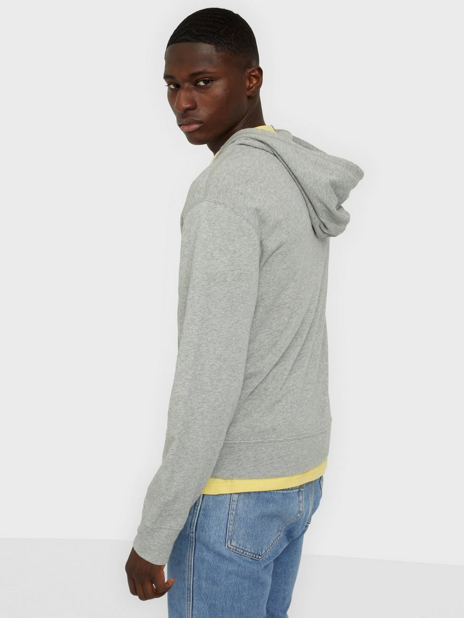 LONG SLEEVE TERRY KNIT