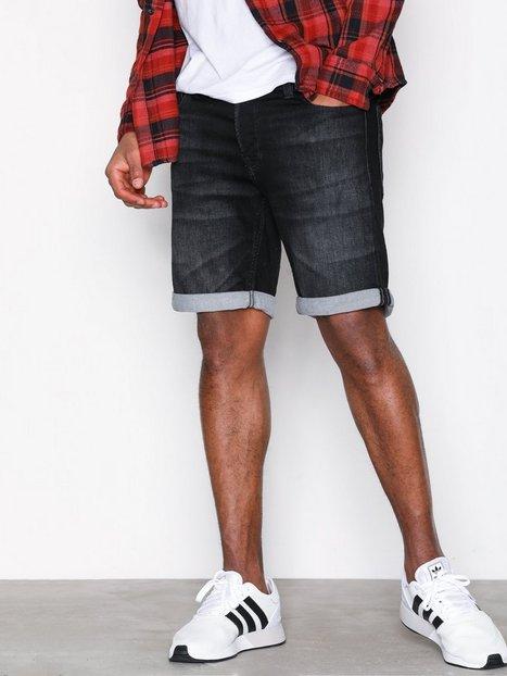 Jack Jones Jjirick Jjicon Shorts Ge 779 I.K. S Shorts Sort - herre