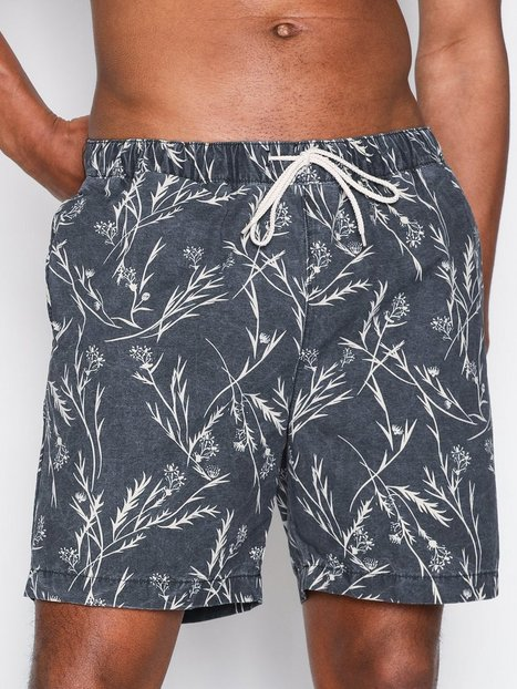 Selected Homme Shnmax Swimshorts Badetøj Sort - herre