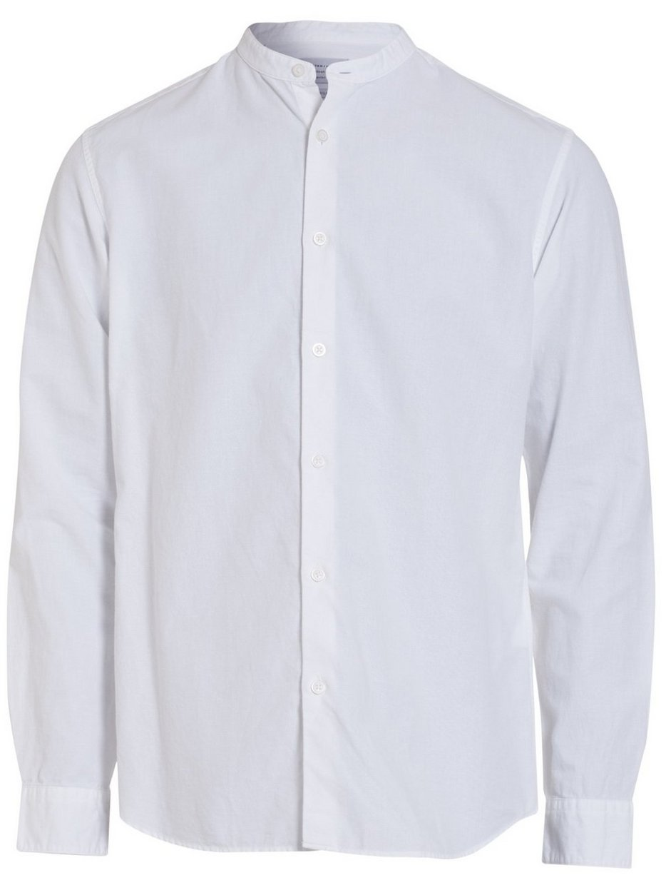 SHDTWOSUMMER-LINEN SHIRT LS CHINA