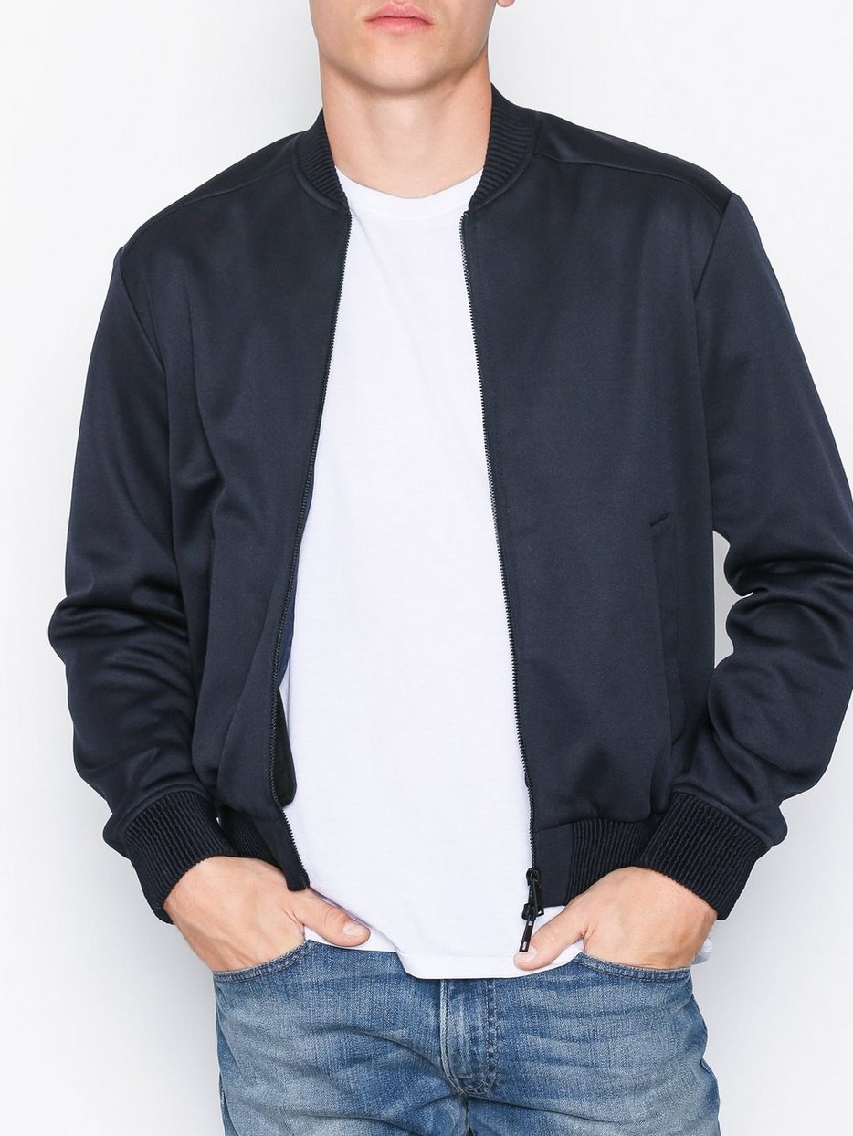 Sasha Jacket Double Jersey