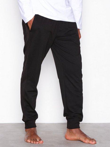 Calvin Klein Underwear Jogger Nattøj Black - herre