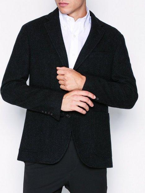 Polo Ralph Lauren Yale Sportcoat Blazere jakkesæt Charcoal - herre