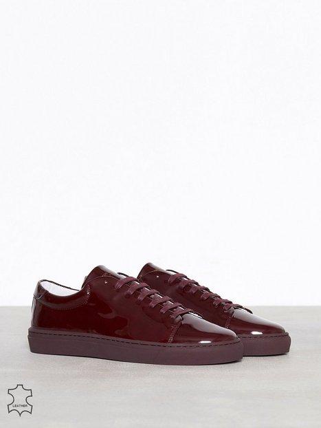 Jim Rickey Club 183 Sneakers tekstilsko Bordeaux mand køb billigt