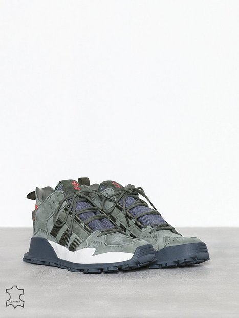 Adidas Originals F 1.3 Le Sneakers tekstilsko Grøn mand køb billigt