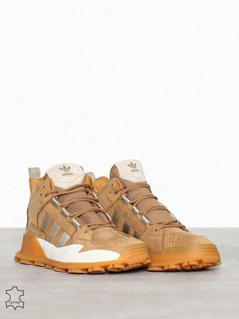 Adidas Originals F 1.3 Le Sneakers tekstilsko Lysebrun - herre