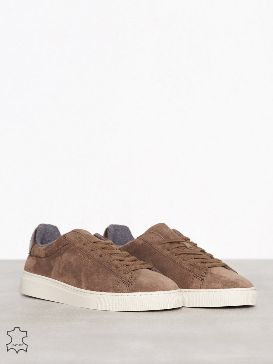 2f98b95064ac78 Major Low Lace Shoes - Gant - Brown - Sneakers And Textile Shoes ...