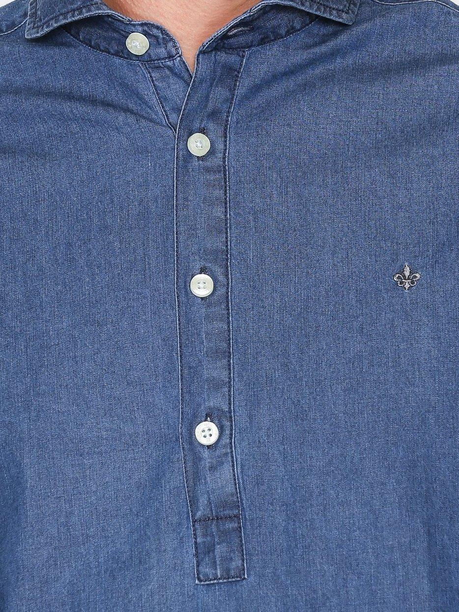 Bussarong Cut Away Shirt