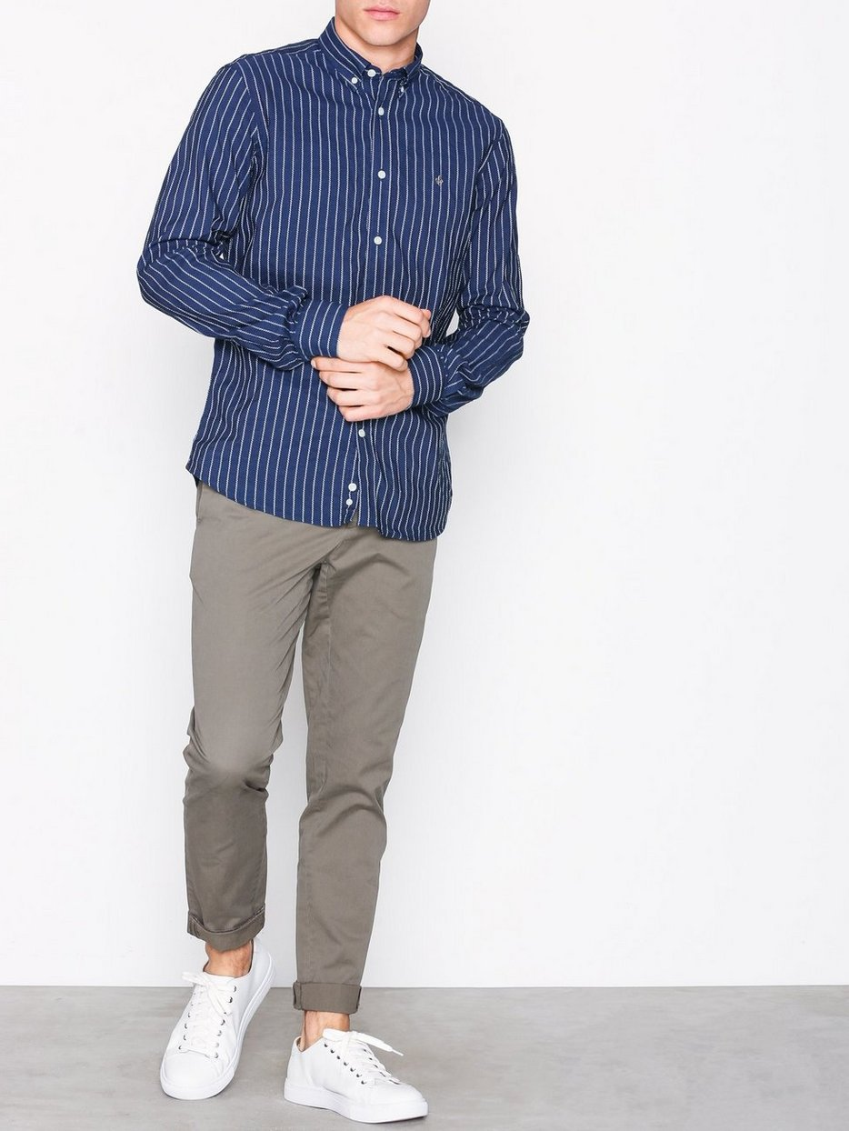Normandie Button Down Shirt