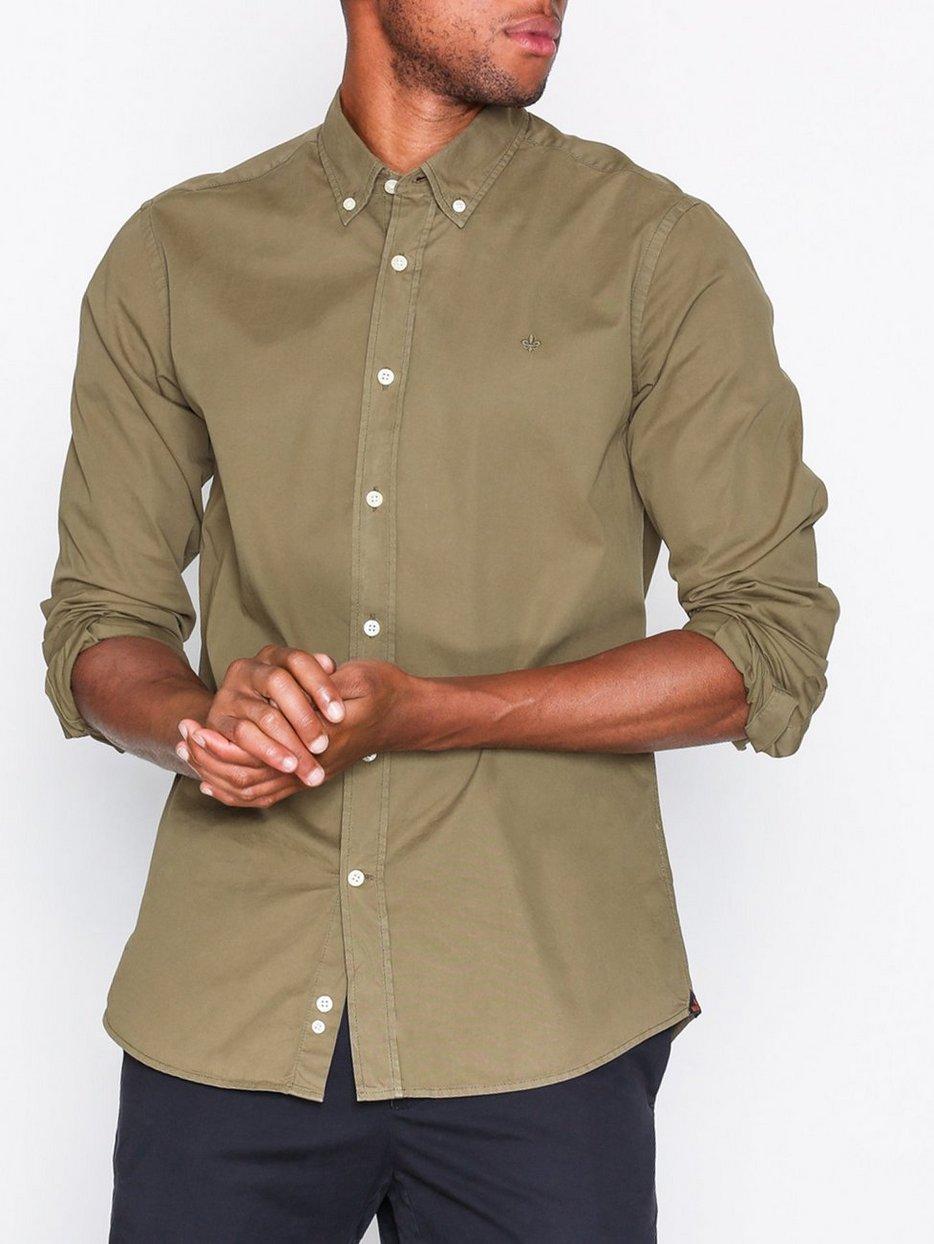 Keene Button Down Shirt