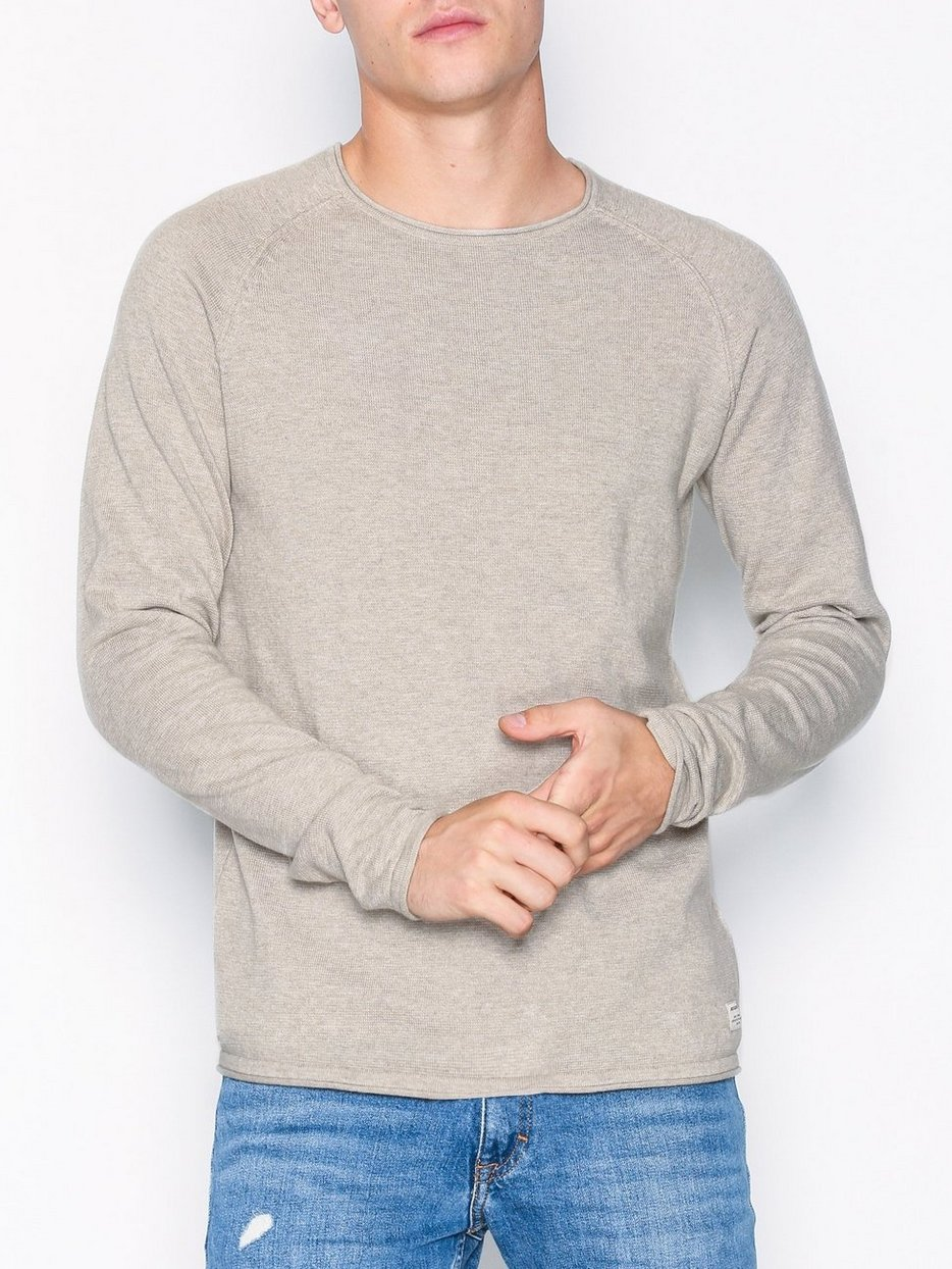 JJEUNION KNIT CREW NECK NOOS