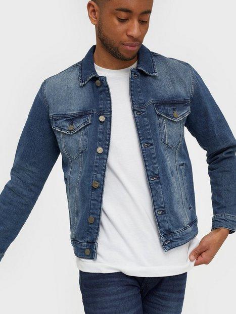 Only Sons onsCOIN Blue Jacket Pk 0451 Noos Blazere jakkesæt Blå - herre