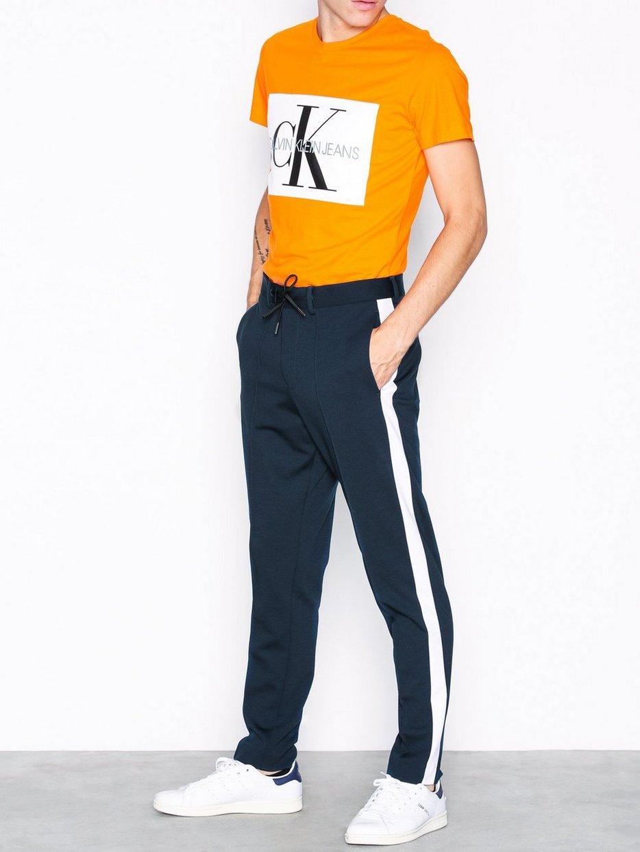 SLHSPECIAL-GAIR TWO TONE PANTS B EX