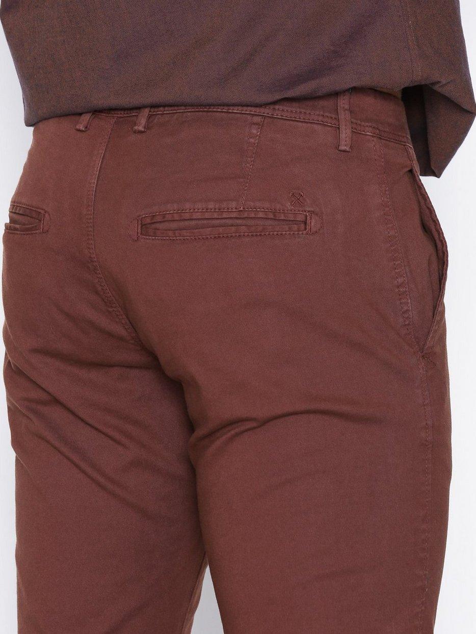 SLHSKINNY-LUCA B. CHOCOLATE PANTS W