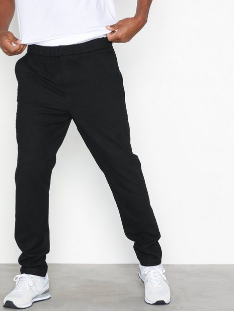 Mouli Mouflon Trousers Bukser Black - herre