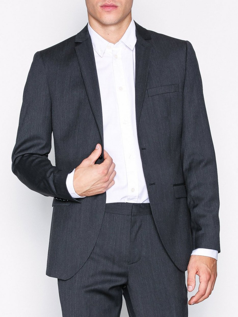 new style b6a67 1f949 SLHSLIM-MYLOBILL GREY BLZ B NOOS, Selected Homme
