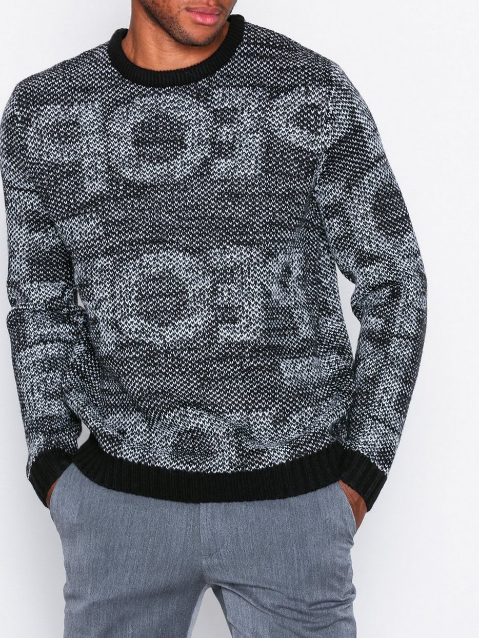 onsPAL 7 TEXT KNIT