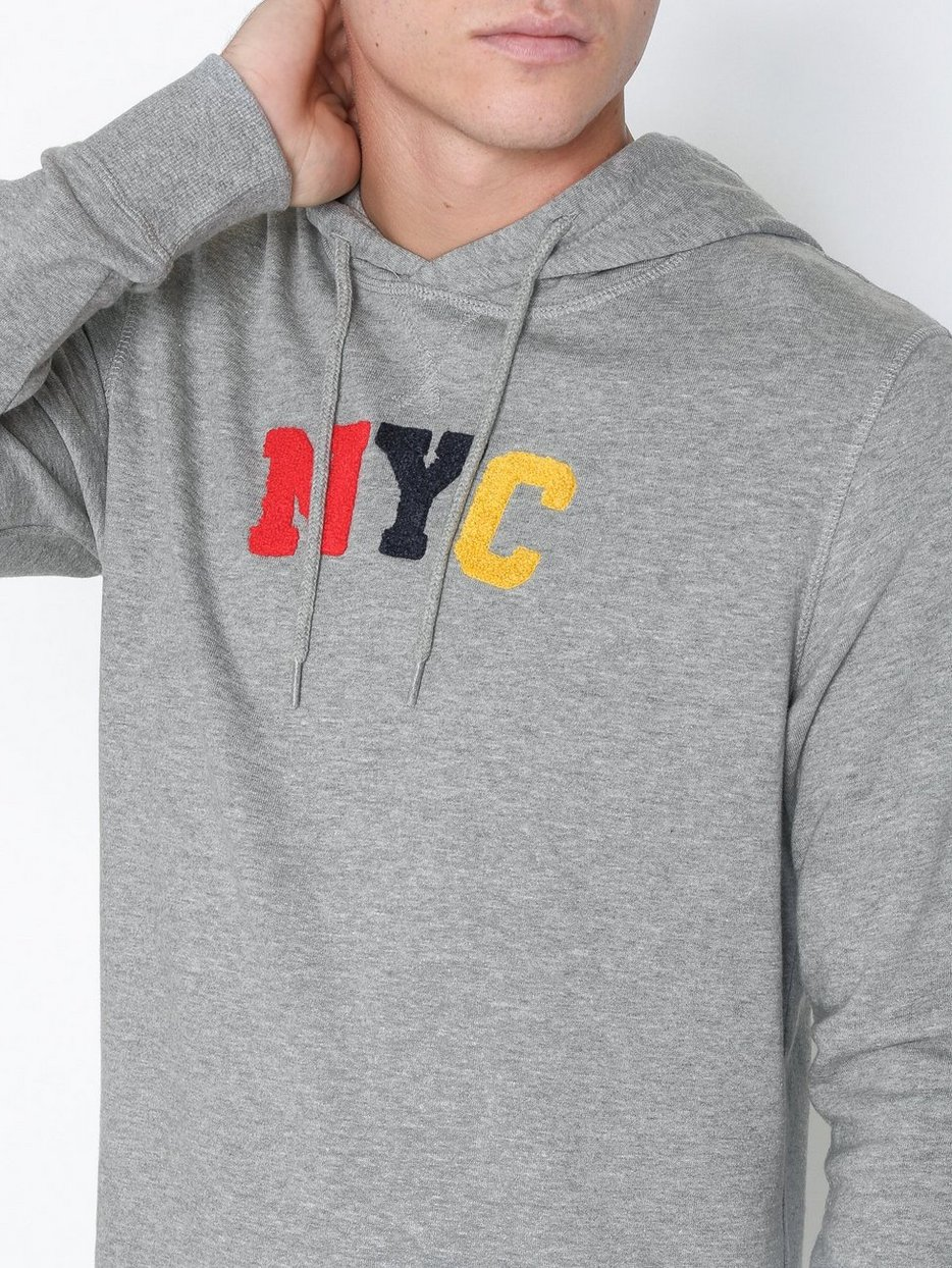 JORRACER SWEAT HOOD