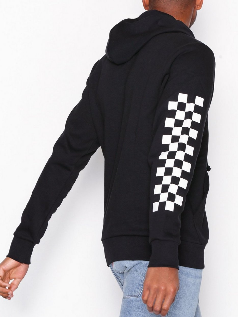 JORCHECKER SWEAT HOOD