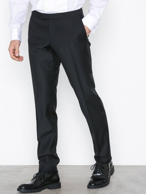Oscar Jacobson Devon Trousers Byxor Black