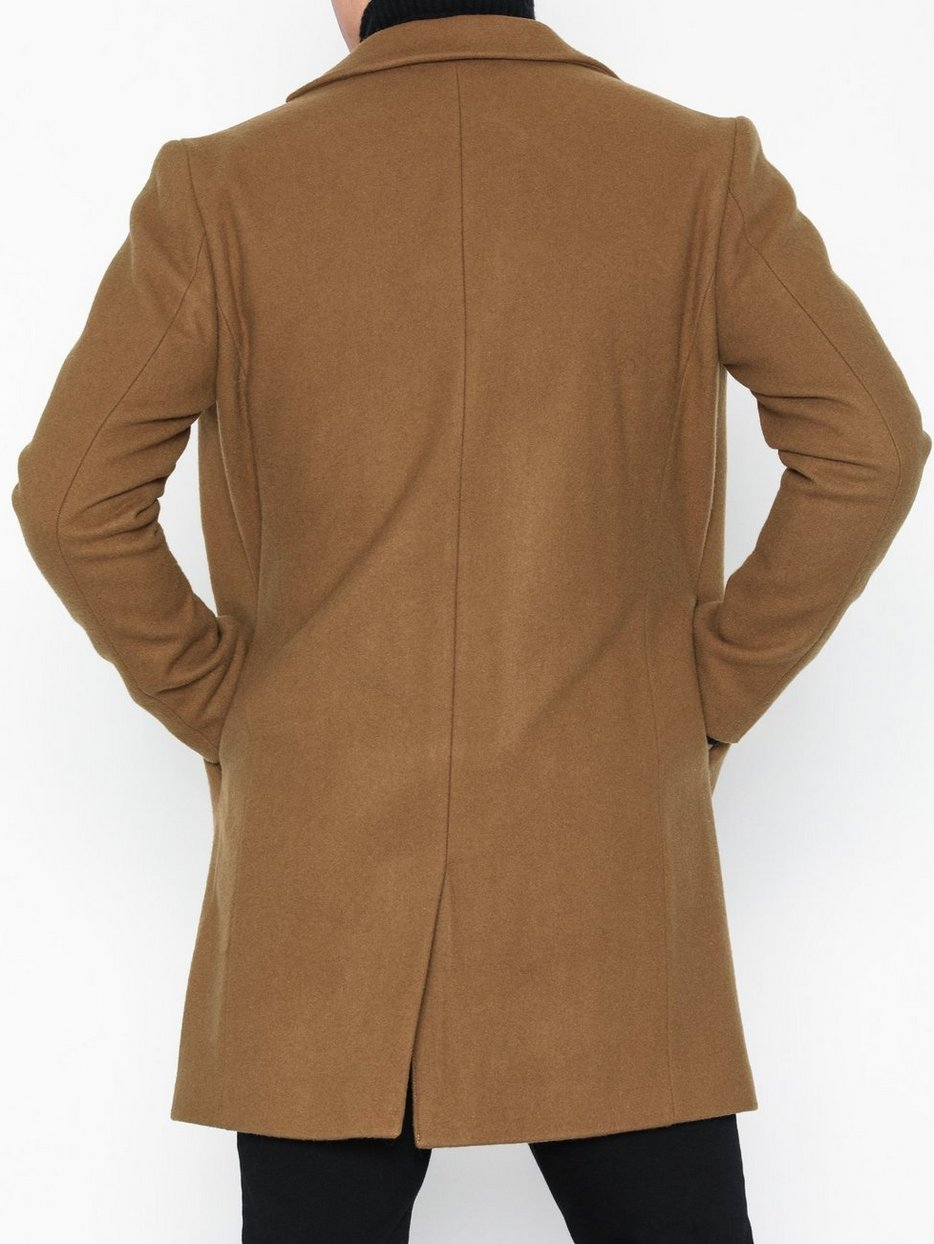 SLHBROKE CASHMERE COAT B