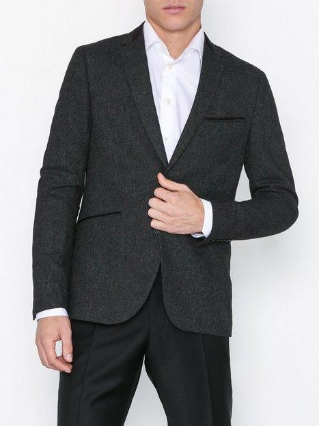 Selected Homme Slhslim Ray Blazer B Blazere jakkesæt Grå - herre